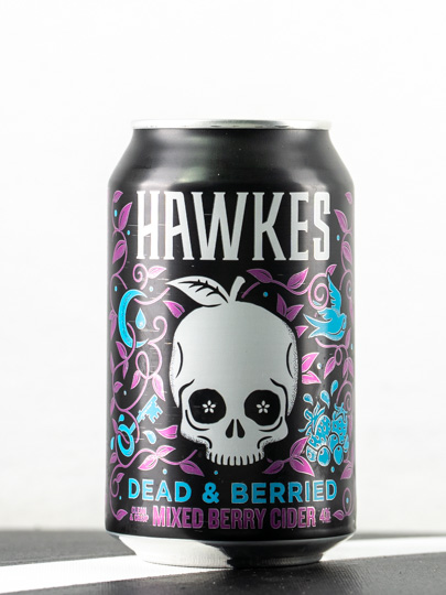 Hawkes Dead Berried cider 0,33l
