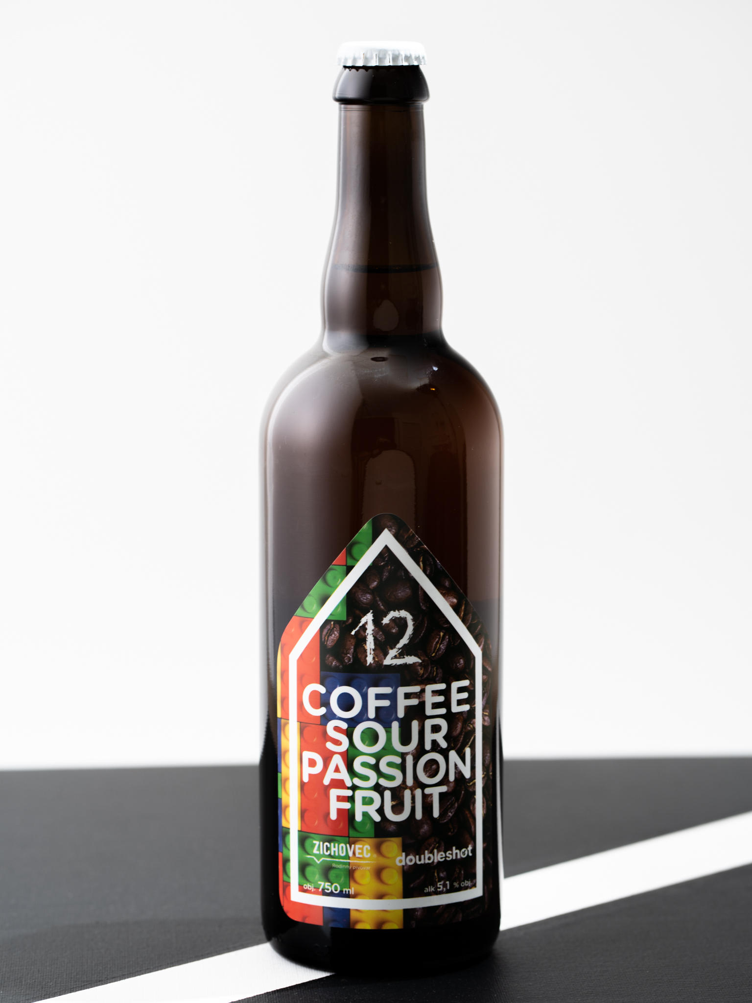 Zichovec Coffee Sour Passion Fruit 0,75l