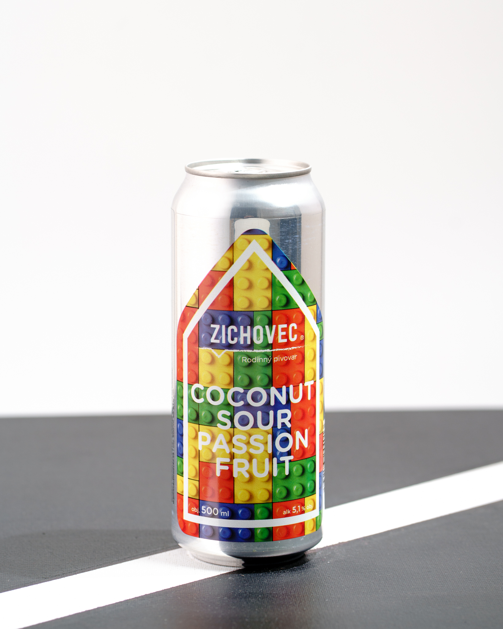Zichovec Coconut Sour Passion Fruit 0,5l