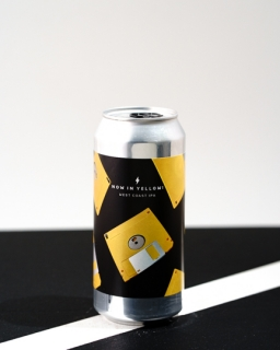 Garage Beer Co. Now in Yellow 0,44l