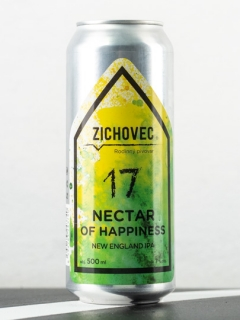 Zichovec Nectar of Happiness 0,5l