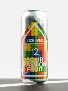 Zichovec Sour Passion Fruit 0,5l