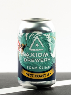 Axiom Foam Climb IPA 0,33l