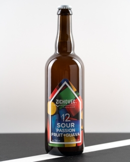 Zichovec Sour Passion Fruit + Guava 0,75l